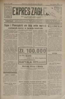 Expres Zagłębia : jedyny organ demokratyczny niezależny woj. kieleckiego. R.9, nr 250 (12 września 1934)