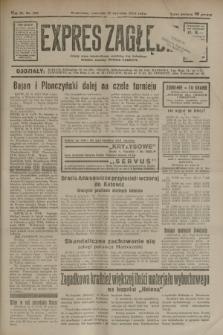 Expres Zagłębia : jedyny organ demokratyczny niezależny woj. kieleckiego. R.9, nr 251 (13 września 1934)