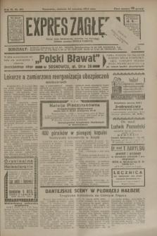 Expres Zagłębia : jedyny organ demokratyczny niezależny woj. kieleckiego. R.9, nr 261 (23 września 1934)