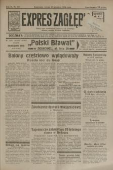 Expres Zagłębia : jedyny organ demokratyczny niezależny woj. kieleckiego. R.9, nr 263 (25 września 1934)
