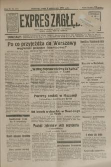 Expres Zagłębia : jedyny organ demokratyczny niezależny woj. kieleckiego. R.9, nr 273 (5 października 1934)