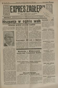 Expres Zagłębia : jedyny organ demokratyczny niezależny woj. kieleckiego. R.9, nr 274 (6 października 1934)