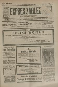 Expres Zagłębia : jedyny organ demokratyczny niezależny woj. kieleckiego. R.9, nr 275 (7 października 1934)