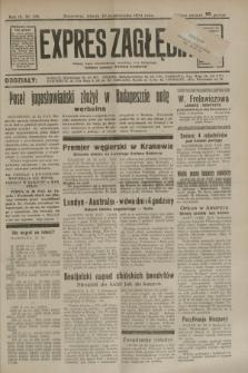Expres Zagłębia : jedyny organ demokratyczny niezależny woj. kieleckiego. R.9, nr 291 (23 października 1934)