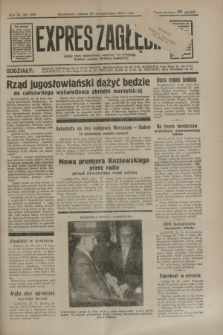 Expres Zagłębia : jedyny organ demokratyczny niezależny woj. kieleckiego. R.9, nr 295 (27 października 1934)