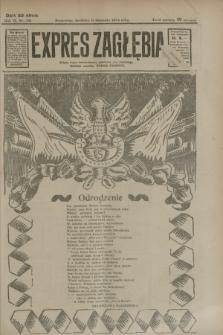 Expres Zagłębia : jedyny organ demokratyczny niezależny woj. kieleckiego. R.9, nr 310 (11 listopada 1934)