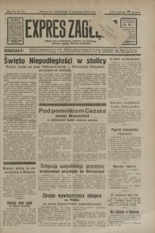 Expres Zagłębia : jedyny organ demokratyczny niezależny woj. kieleckiego. R.9, nr 311 (12 listopada 1934)