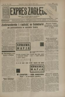 Expres Zagłębia : jedyny organ demokratyczny niezależny woj. kieleckiego. R.9, nr 334 (5 grudnia 1934)