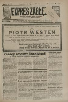 Expres Zagłębia : jedyny organ demokratyczny niezależny woj. kieleckiego. R. 9, nr 340 (12 grudnia 1934)