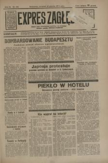 Expres Zagłębia : jedyny organ demokratyczny niezależny woj. kieleckiego. R. 9, nr 341 (13 grudnia 1934)