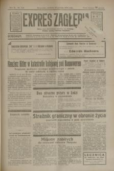 Expres Zagłębia : jedyny organ demokratyczny niezależny woj. kieleckiego. R. 9, nr 344 (16 grudnia 1934)