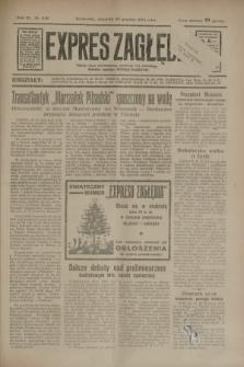 Expres Zagłębia : jedyny organ demokratyczny niezależny woj. kieleckiego. R.9, nr 348 (20 grudnia 1934)