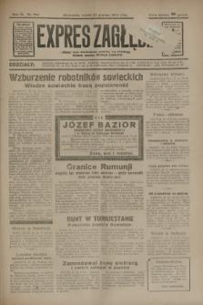 Expres Zagłębia : jedyny organ demokratyczny niezależny woj. kieleckiego. R.9, nr 354 (29 grudnia 1934)
