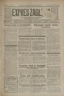Expres Zagłębia : jedyny organ demokratyczny niezależny woj. kieleckiego. R. 9., nr 356 (31 grudnia 1934)