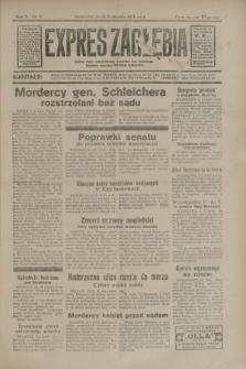 Expres Zagłębia : jedyny organ demokratyczny niezależny woj. kieleckiego. R.10, nr 9 (9 stycznia 1935)