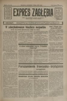 Expres Zagłębia : jedyny organ demokratyczny niezależny woj. kieleckiego. R.10, nr 34 (4 lutego 1935)