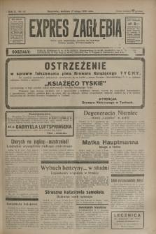 Expres Zagłębia : jedyny organ demokratyczny niezależny woj. kieleckiego. R.10, nr 47 (17 lutego 1935)
