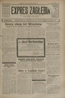 Expres Zagłębia : jedyny organ demokratyczny niezależny woj. kieleckiego. R.10, nr 60 (2 marca 1935)