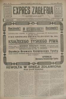 Expres Zagłębia : jedyny organ demokratyczny niezależny woj. kieleckiego. R.10, nr 72 (14 marca 1935)