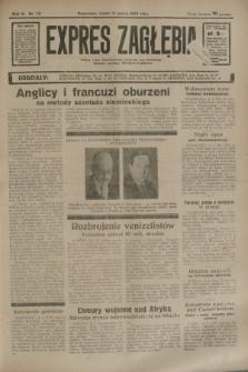 Expres Zagłębia : jedyny organ demokratyczny niezależny woj. kieleckiego. R.10, nr 73 (15 marca 1935)