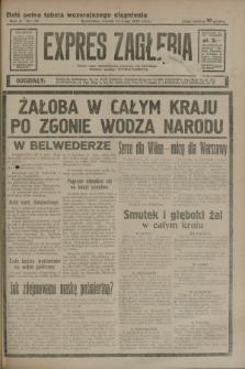 Expres Zagłębia : jedyny organ demokratyczny niezależny woj. kieleckiego. R.10, nr 131 (14 maja 1935)