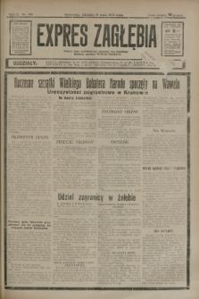 Expres Zagłębia : jedyny organ demokratyczny niezależny woj. kieleckiego. R.10, nr 136 (19 maja 1935)