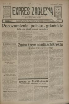 Expres Zagłębia : jedyny organ demokratyczny niezależny woj. kieleckiego. R.10, nr 215 (9 sierpnia 1935)