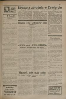 Expres Zagłębia : jedyny organ demokratyczny niezależny woj. kieleckiego. R.10, nr 247 (10 września 1935)
