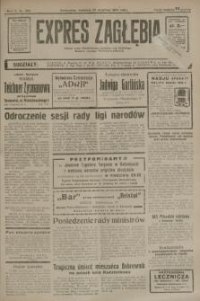 Expres Zagłębia : jedyny organ demokratyczny niezależny woj. kieleckiego. R.10, nr 266 (29 września 1935)