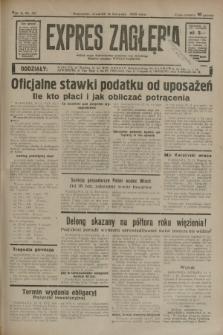 Expres Zagłębia : jedyny organ demokratyczny niezależny woj. kieleckiego. R.10, nr 311 (14 listopada 1935)