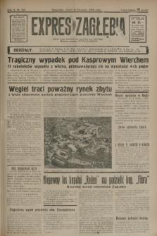 Expres Zagłębia : jedyny organ demokratyczny niezależny woj. kieleckiego. R.10, nr 313 (16 listopada 1935)