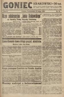 Goniec Krakowski. 1919, nr51
