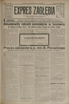 Expres Zagłębia : jedyny organ demokratyczny niezależny woj. kieleckiego. R.10, nr 316 (19 listopada 1935)