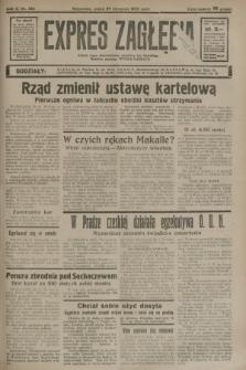 Expres Zagłębia : jedyny organ demokratyczny niezależny woj. kieleckiego. R.10, nr 326 (29 listopada 1935)