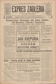 Expres Zagłębia : jedyny organ demokratyczny niezależny woj. kieleckiego. R.11, nr 3 (3 stycznia 1936)