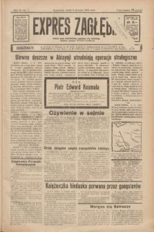 Expres Zagłębia : jedyny organ demokratyczny niezależny woj. kieleckiego. R.11, nr 7 (8 stycznia 1936)
