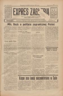 Expres Zagłębia : jedyny organ demokratyczny niezależny woj. kieleckiego. R.11, nr 15 (16 stycznia 1936)