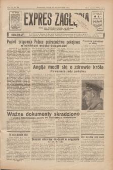 Expres Zagłębia : jedyny organ demokratyczny niezależny woj. kieleckiego. R.11, nr 20 (21 stycznia 1936)