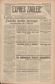 Expres Zagłębia : jedyny organ demokratyczny niezależny woj. kieleckiego. R.11, nr 23 (24 stycznia 1936)
