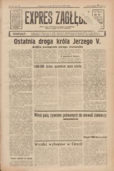 Expres Zagłębia : jedyny organ demokratyczny niezależny woj. kieleckiego. R.11, nr 28 (29 stycznia 1936)
