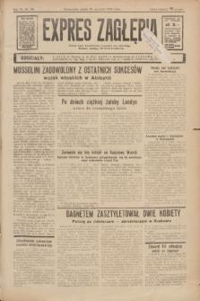 Expres Zagłębia : jedyny organ demokratyczny niezależny woj. kieleckiego. R.11, nr 30 (31 stycznia 1936)