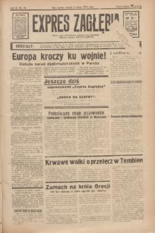 Expres Zagłębia : jedyny organ demokratyczny niezależny woj. kieleckiego. R.11, nr 34 (4 lutego 1936)