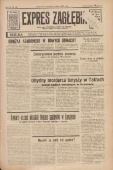 Expres Zagłębia : jedyny organ demokratyczny niezależny woj. kieleckiego. R.11, nr 36 (6 lutego 1936)
