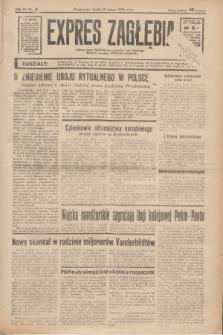 Expres Zagłębia : jedyny organ demokratyczny niezależny woj. kieleckiego. R.11, nr 42 (12 lutego 1936)