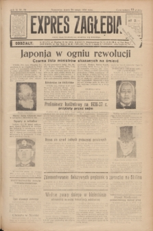 Expres Zagłębia : jedyny organ demokratyczny niezależny woj. kieleckiego. R.11, nr 58 (28 lutego 1936)