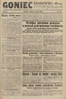 Goniec Krakowski. 1919, nr62