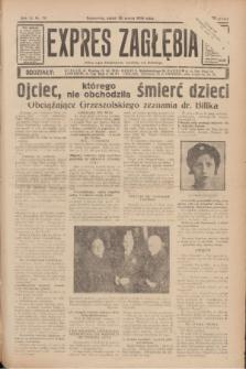 Expres Zagłębia : jedyny organ demokratyczny niezależny woj. kieleckiego. R.11, nr 79 (20 marca 1936)