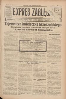 Expres Zagłębia : jedyny organ demokratyczny niezależny woj. kieleckiego. R.11, nr 84 (25 marca 1936)