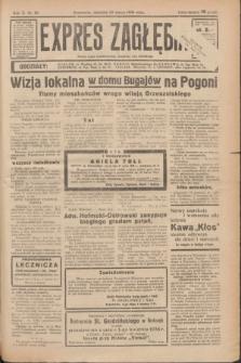 Expres Zagłębia : jedyny organ demokratyczny niezależny woj. kieleckiego. R.11, nr 88 (29 marca 1936)