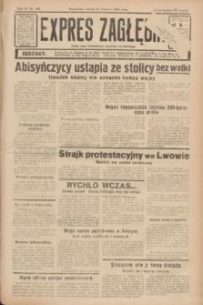 Expres Zagłębia : jedyny organ demokratyczny niezależny woj. kieleckiego. R.11, nr 109 (21 kwietnia 1936)